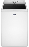 MVWB835DW Maytag 5.3 Cu. Ft. Top Load Washer with Sanitize Cycle - White