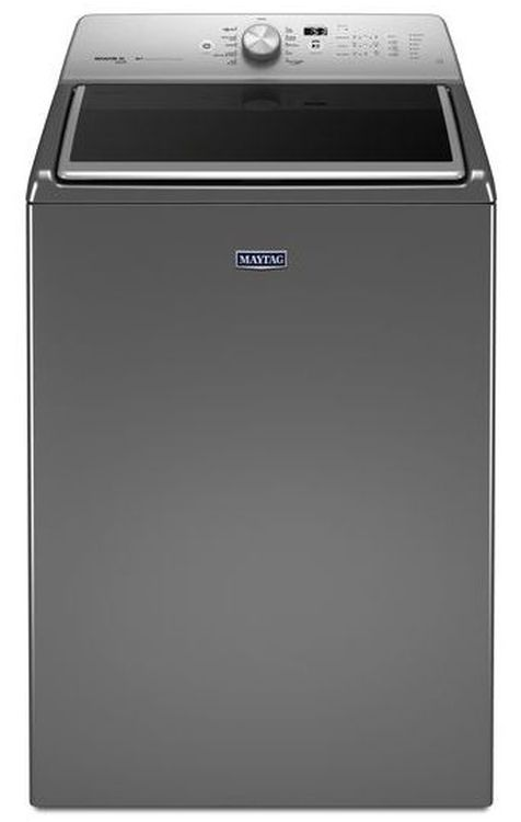 MVWB855DC Maytag 5.3 Cu. Ft. Extra Large Capacity Top Load Large Washer with PowerWash System - Slate