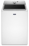 MVWB855DW Maytag 5.3 Cu. Ft. Extra Large Capacity Top Load Large Washer with PowerWash System - White