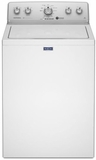 MVWC415EW Maytag Large Capacity 3.6 Cu. Ft. Washer with Stainless Steel Wash Basket - White