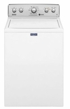 "MVWC565FW 28"" Maytag 4.2 cu. ft. Top Load Washer with Deep Water Wash Option and PowerWash Cycle - White"