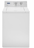 """MVWP475EW 27"""" Maytag Heritage Series 3.6 cu. ft. Top Load Washer with 800 RPM and Wrinkle Control - White"""