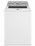 MVWX600BW Maytag  Bravos 3.8 Cu Ft HE Top Load Washer with Fountain Impeller - White on White