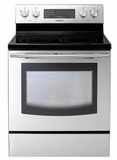NE595R0ABSR Samsung 5.9 cu. ft. Large Capacity Electric Range - Stainless Steel