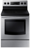 NE59J3420SS Samsung 5.9 Cu. Ft. Electric Range with Fan Convection - Stainless Steel