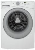 "NFW5800DW Amana 27"" Front-Load Washer with 4.2 Capacity and 7 Wash Cycles - White"
