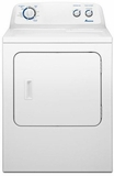 NGD4705EW Amana 7.0 cu. ft. Top-Load Gas Dryer with Interior Drum Light - White