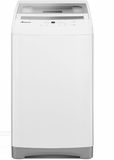 "NTC3500FW 21"" Amana 1.5 cu. ft. Top-Load Compact Washer with Stainless Steel Tub and Quiet Wash Motor - White"