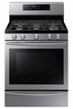 NX58H5650WS Samsung Gas Range with True Convection - Stainless Steel