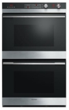 "OB30DDEPX3 Fisher & Paykel 30"" Double Convection Oven 4.1 Cu Ft Capacity - Stainless Steel"