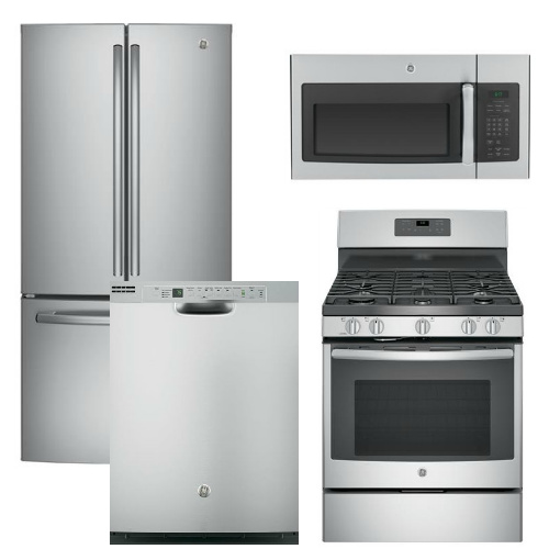 Kitchen Appliances Packages: GE Appliance Package