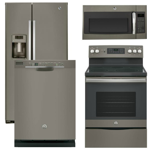 Reviews for Package 36 - GE Appliance - 4 Piece Appliance Package ...
