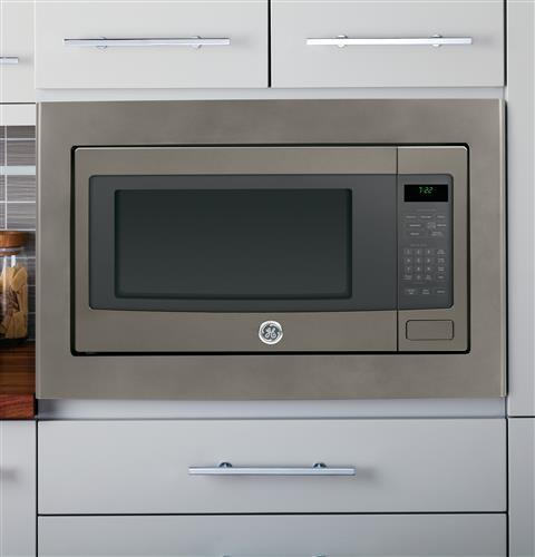PEB7226EHES GE Profile Series 2.2 Cu. Ft. Countertop Microwave Oven ...