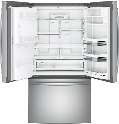 Pfe28kskss Ge Profile 36 Quot 27 8 Cu Ft French Door