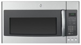 PNM9196SFSS GE Profile� Series1.9 cu. ft. Over-the-Range Electric Microwave Oven with Recirculating Venting - Stainless Steel