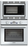 PODM301J Thermador 30 inch Professional Series Combination Oven (Oven and Convection Microwave) - Stainless Steel
