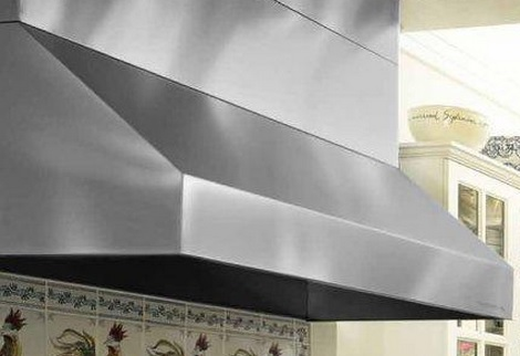 Prh18 130ss Vent A Hood Pro Series Wall Mount Hood With