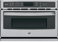 "PSB9100SFSS GE Profile Series Advantium 27"" Wall Oven with 120V Speedcook Technology - Stainless Steel"