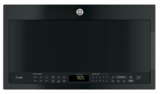 PVM9005DJBB GE Series 2.1 Cu. Ft. Over-the-Range Sensor Microwave Oven - Black
