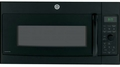 PVM9179DFBB GE Profile 1.7 Cu Ft 1000W Convection Over-the-Range Microwave with Fast Bake - Black