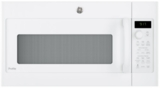 "PVM9179DKWW GE 30"" 1.7 cu. ft. Over-the-Range Microwave with 950 Watts, Chef Connect and Sensor Cooking Controls - White"