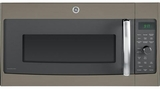PVM9179EFES GE Profile 1.7 Cu Ft 1000W Convection Over-the-Range Microwave with Fast Bake - Slate