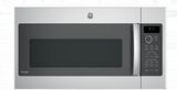 "PVM9179SKSS GE 30"" 1.7 cu. ft. Over-the-Range Microwave with 950 Watts, Chef Connect and Sensor Cooking Controls - Stainless Steel"