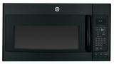 PVM9195DFBB GE Profile Series1.9 cu. ft. Over-the-Range Electric Sensor Microwave Oven - Black