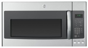 PVM9195SFSS GE Profile� Series1.9 cu. ft. Over-the-Range Electric Sensor Microwave Oven - Stainless Steel