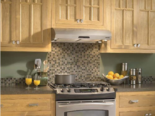 QP130SS Broan Evolution Series 1 Under Cabinet Range Hood - Stainless Steel