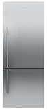 RF135BDLX4 Fisher & Paykel ActiveSmart� Fridge - 13.5 cu. ft. Counter Depth Bottom Freezer - Left Hinge - Stainless Steel