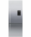 RF135BDRUX4 Fisher & Paykel ActiveSmart� Fridge - 13.5 cu. ft. Counter Depth Bottom Freezer - Right Hinge - Stainless Steel