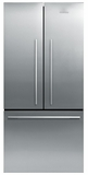 RF170ADX4 Fisher Paykel ActiveSmart Refrigerator - 17 cu. ft. Counter Depth French Door - EZKleen Stainless Steel