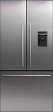 "RF201ADUSX5 Fisher & Paykel ActiveSmart 20.1 Cu. Ft. Counter Depth 36"" French Door Refrigerator  - Stainless Steel"
