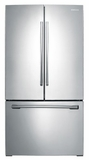 RF260BEAESP Samsung 25.5 cu. ft. French Door Refrigerator with Filtered Ice Maker - Stainless Platinum