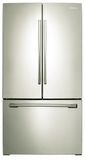 RF261BEAESP Samsung 25.6 Cu. Ft French Door Refrigerator - Stainless Platinum