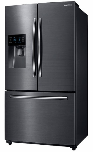 Rf263beaesg Samsung 36 Quot Wide 25 Cu Ft French Door With