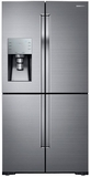 "RF28K9070SR Samsung 36"" French Door 4-Door 28 Cu. Ft. Refrigerator with Triple Cooling - Stainless Steel"