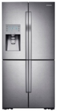 "RF32FMQDBXW Samsung 36"" 30 cu. ft. Capacity 4-Door Flex Refrigerator with FlexZone - Stainless Steel"