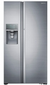 RH29H9000SR Samsung 29 cu. ft. Capacity Side-by-Side Food ShowCase Refrigerator - Stainless Steel