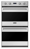 "RVDOE330SS Viking 30"" Double Electric Convection Oven - Stainless Steel"