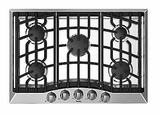 "RVGC3305BSS Viking Built-in 30"" Gas Cooktop - Stainless Steel"