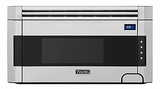 "RVMH330SS Viking 30"" 1.5 Cu Ft Convection Microwave Hood - Stainless Steel"