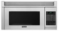"RVMHC330SS Viking 30"" Convection Microwave Hood - Stainless Steel"