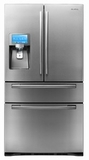 Samsung French Door Refrigerators - STAINLESS STEEL