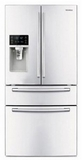 Samsung French Door Refrigerators - WHITE