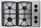 "SGM304SLP Dacor Classic 30"" All-Gas 4 Burner Cooktop - Stainless Steel, Liquid Propane"