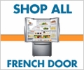 Shop our Popular French Door Refrigerators