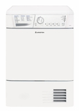 TCL73XNA Ariston Elegance Line Condensation Dryer - White