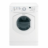 TVF63XNA Ariston Elegance Line Electric Vented Dryer - White